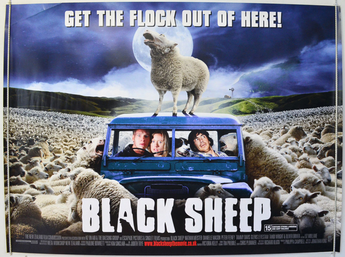 Black Sheep – Pecore Assassine