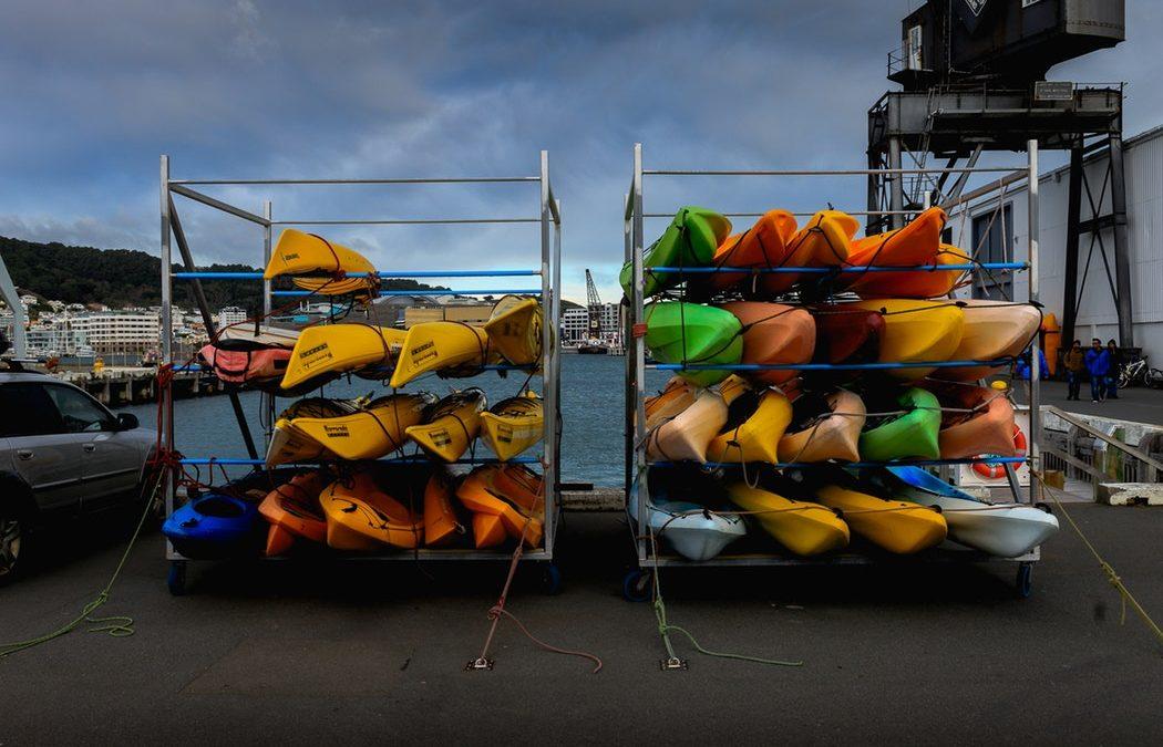 Auckland, la città dalla mille vele